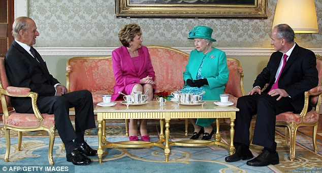 Queen and President launch Neary Marketing's New Website